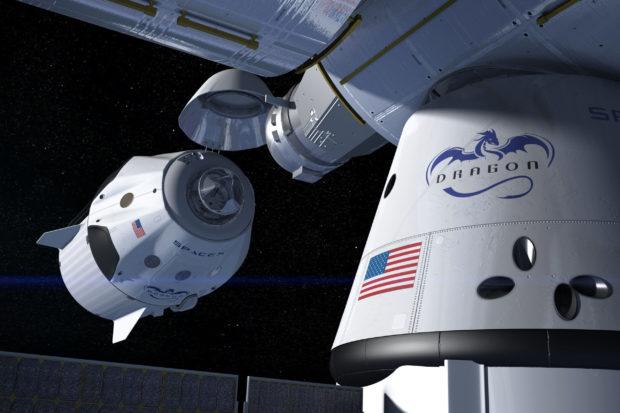 """""""Crew Dragon"""" се разкачи от Международната космическа станция и се очаква в неделя на Земята"""