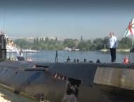 """Последната българска подводница """"Слава"""" стана музей"""