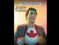 Увековечиха живота и кариерата на канадския премиер Джъстин Трюдо в комикс