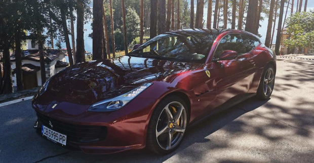 Авто Фест: Тест на Ferrari GTC4Lusso