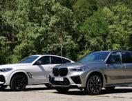 Авто Фест: Тест на BMW X5M и Х6М Competition – 625 конски сили в SUV