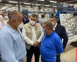 Две нови програми в подкрепа на бизнеса, обяви премиерът Борисов