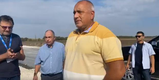 Борисов: При оставка няма да има диалог с Радев, а ще дойдем под прозорците му