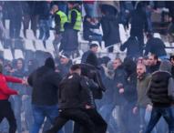 """40 фенове на """"Левски"""" с бързи присъди след масовия бой на стадион в Пловдив"""