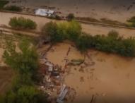 """Трета жертва откриха спасителите в Гърция, след като циклонът """"Янос"""" нанесе мащабно опустошение"""