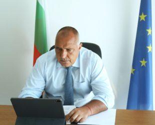 Бойко Борисов: България е готова да окаже помощ на Гърция и Турция след разрушителния трус