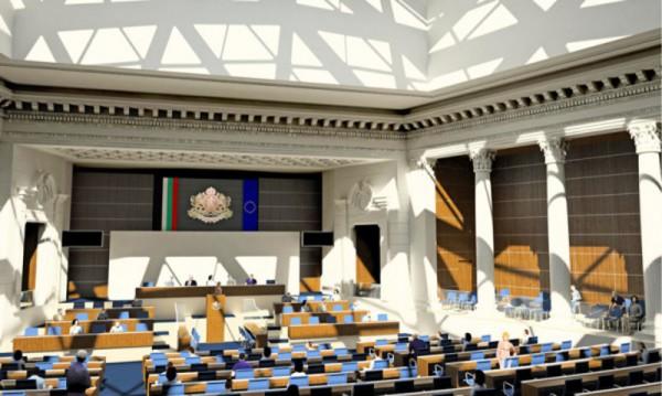 Парламентът обсъжда въвеждането на смесена система при избори за ВНС