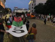 Без напрежение премина 72-рата вечер на недоволство в София