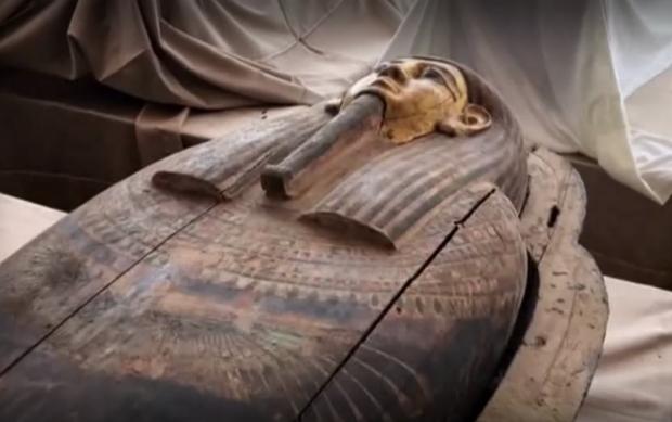 Египет показа пред обществеността 59 запечатани саркофага