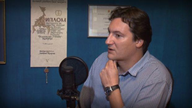 Крум Зарков в Дискурси с Ивайло Цветков