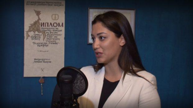 Eвелина Славкова в Дискурси с Ивайло Цветков