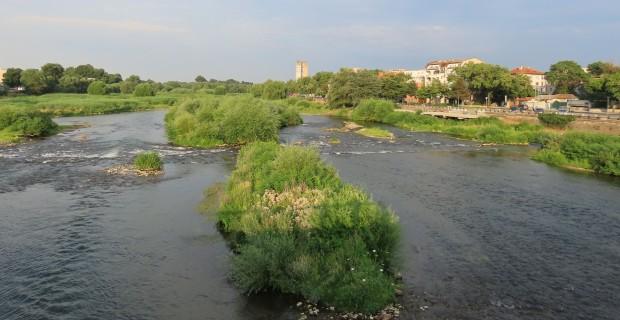 """""""Река на биоразнообразието"""" – изложба за Марица"""