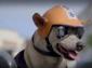 Куче моторист събира погледите на жителите на филипинския град Имус