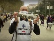 Здравни работници протестираха в Испания срещу съкращаването на разходите