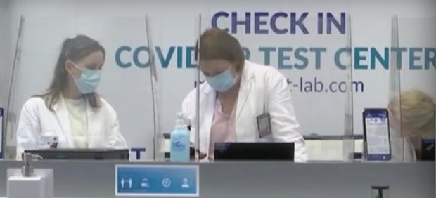 """Лети безопасно: """"Луфтханза"""" тества безплатно свои пътници с антигенни тестове"""