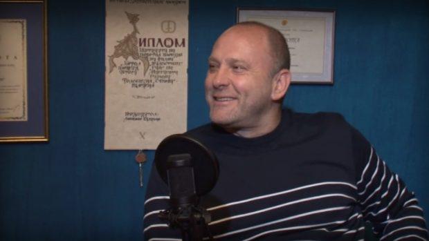 Tити Папазов в Дискурси с Ивайло Цветков