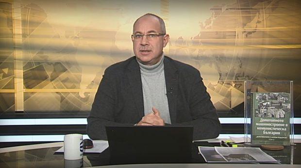 """""""Документите"""" с Антон Тодоров – 05.12.2020"""