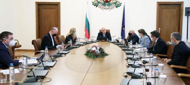 Кабинетът удължи действието на мярката за подкрепа на бизнеса 60/40
