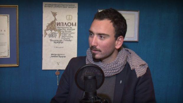 Радослав Илиев в Дискурси с Ивайло Цветков