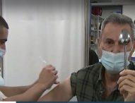 Илюзионистът Ури Гелер подкрепи ваксинационната програма на Израел по необичаен начин