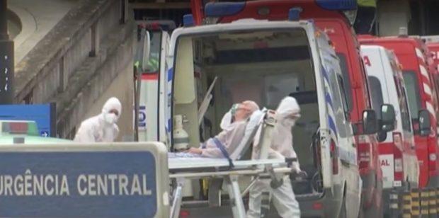 Болниците в Португалия търпят огромен натиск заради ръст на случаите на коронавирус