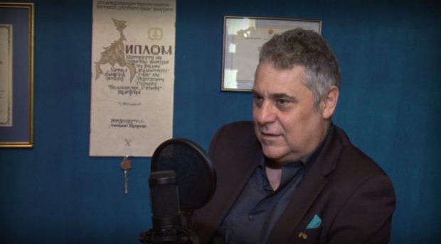 Алек Попов в Дискурси с Ивайло Цветков