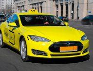 """Модел 3 на """"Тесла"""" стана такси в Ню Йорк"""