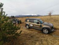 Авто Фест: Битка на поколенията с Land Rover Defender