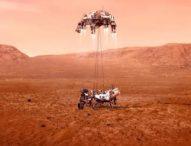 НАСА разпространи кадри със звука на марсианския вятър