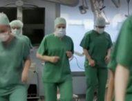 Германски медици се включиха в танцовото предизвикателство Jerusalema