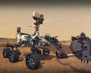 """""""Пърсивиърънс"""" ще търси т.нар. строматолити – седиментни структури, които ще са доказателство за живот на Червената планета"""