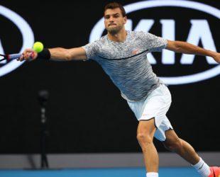 Григор Димитров спечели убедително срещу Тийм и е на четвъртфинал на Australian Open