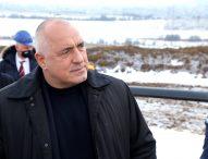 Борисов инспектира разширението на газопреносната мрежа