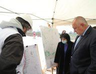 Борисов: До края на годината интерконекторът Гърция – България ще е готов