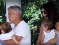 """Джордж Клуни обмисля да каже """"сбогом"""" на Холивуд и да се посвети на родителството"""