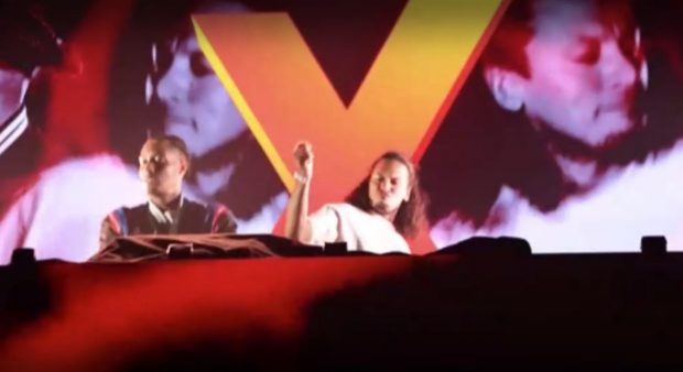 Диджеи направиха лайв шоу за фенове на техно музиката в Нидерландия