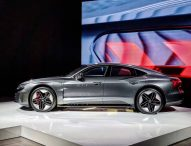 Авто Фест: Audi RS e-tron GT с премиера в България