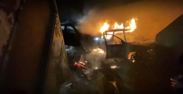 Безредици и насилие в Северна Ирландия