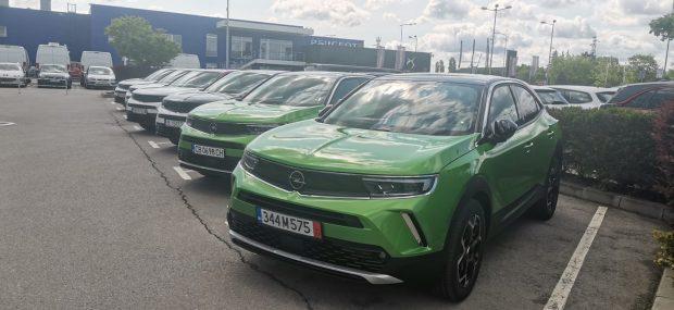 Авто Фест: Hyundai Tucson Hybrid и Opel Mokka-e