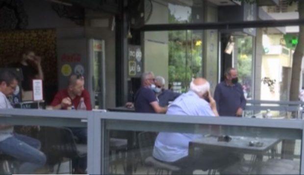 Заведенията в Гърция отново посрещат клиенти