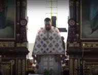Осветиха копие на чудотворната икона на Свети Георги от Атонския манастир