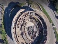 Високотехнологичен проект ще върне оригиналния вид на гладиаторската арена в Колизеума