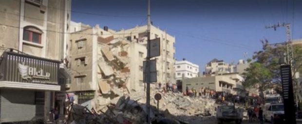 Седми ден на ожесточени сблъсъци между израелци и палестинци