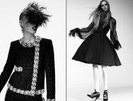 """""""Шанел"""" внесе пънк и рок мотиви в новата си колекция в Прованса"""