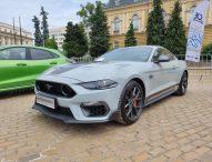 Авто Фест: BMW 128ti, Honda Jazz, Mustang Mach-E и Mach 1, както и новата C-Class