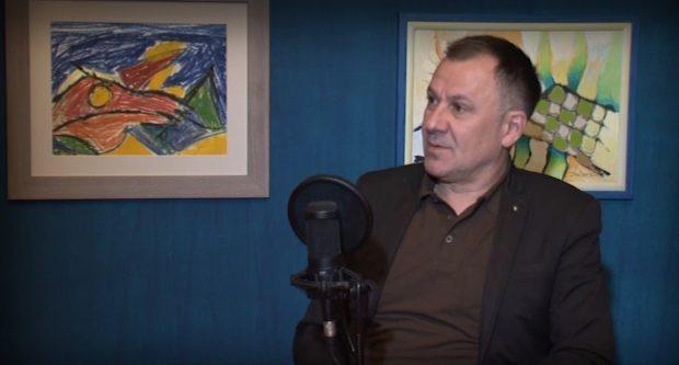 Станимир Гъмов в Дискурси с Ивайло Цветков