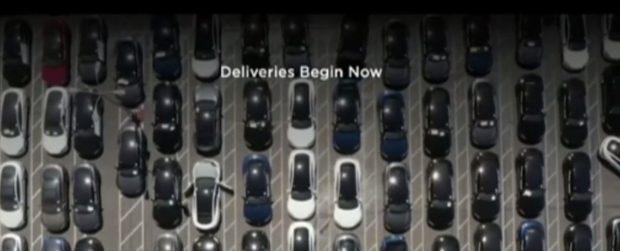 Илон Мъск показа новия спортен седан на Tesla – S Plaid