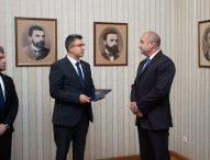 Пламен Николов от ИТН получи проучавателен мандат от президента за съставяне на правителство – I