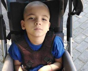 7-годишният Никола се нуждае от средства за рехабилитация