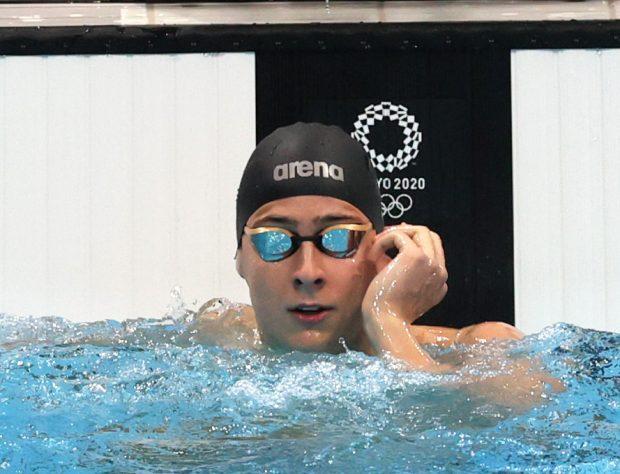 За първи път от 33 години насам българин е на олимпийски финал в плуването